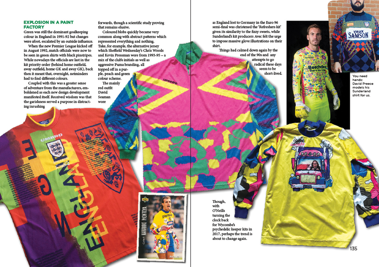799ec11d0 90s Football - Glove Story